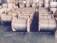1x7 EHS 1 4 Galvanized Steel Cable Stay Wire Guy Wire Astm A475 Class A