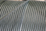 Bright Galvanized Guy Wire Strand Cable With 2500 Ft/Reel Or 5000 Ft/Reel Package